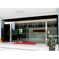 Quality Silver Sliding Entrance Door / Automatic Storefront Doors With Touch Switch wholesale