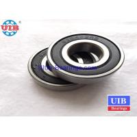 High Precision 14mm Greased Bearing , Double Seal Conveyor Roller Bearing
