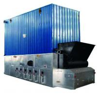 Quality Coal Fired Vertical Thermal Oil Boiler For Industrial , Hot Oil And Coal Fuel wholesale