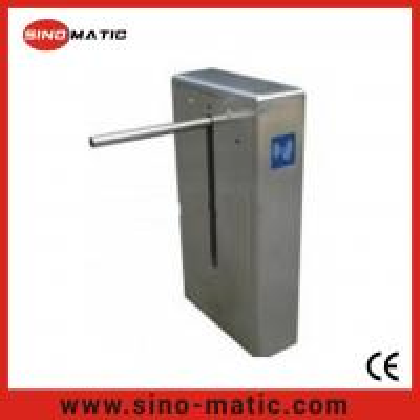Cheap drop arm turnstile access control system of ec