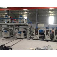 Quality 2.2kw Aluminum Foil Rewinding Machine 380V 50HZ 1100×1350×1500 mm wholesale