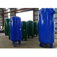 Quality Screw Type Air Compressor Receiver Tank , Air Compressor Expansion Tank wholesale