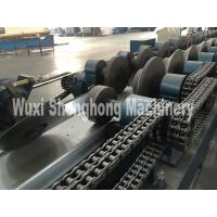Quality Integrated Adjustment CZ Purlin Roll Forming Machine Quick Infinite Size Change wholesale