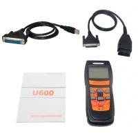 Quality U600 VW / AUDI OBD2 CAN-BUS Automotive Code Reader Diagnostic Scanner wholesale