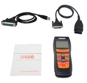 Quality U600 VW / AUDI OBD2 CAN-BUS Automotive Code Reader Diagnostic Scanner wholesale