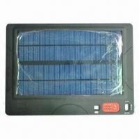 Quality Universal solar laptop battery charger, 20,000mAh, also used for mobile phone charging, high power wholesale