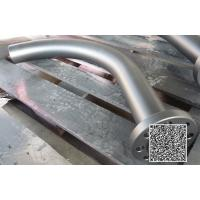 China Sell ASME B16.49 5D Welded Carbon Steel Hot Induction Bend by Tantu on sale