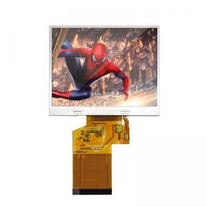 Quality 24bit Rgb Interface 54PIN Landscape 320x240 Resistive Touch Panel wholesale