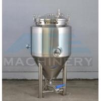 Quality Hot product for sale 100-50000litres wine/beer fermentation tank Food grade stainless steel wine fermentation tank wholesale