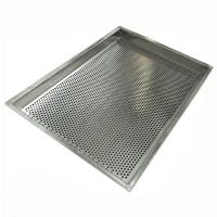 Cheap Custom Food grade Stainless steel 304,316 Perforated Baking Tray for sale