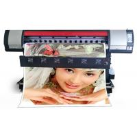 Buy cheap One Dx5 Head Large Format Sticker Printing Plotter , Multi-Function Eco Solvent Plotter from wholesalers