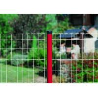Quality Age Resistance Garden Wire Mesh , Rot - Proof PVC Welded Wire Mesh wholesale