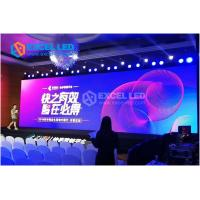 China SMD Event LED Backdrop Screen Rental / P3.91 LED Video Billboards Hire on sale
