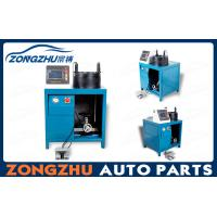 Quality 220V Air Suspension Hydraulic Hose Crimping Machine Manual 3KW 32 MP Low Noise wholesale