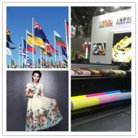 Quality All In One Flag Printing Machine Epson DX7 For 230g Blackout Fabric wholesale