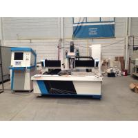 Quality Metal sheet processing fiber CNC Laser Cutting Equipment 800W with dual drive wholesale