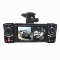 Quality HD 1280x1440p 30fps Car DVR with Micro SD Card wholesale
