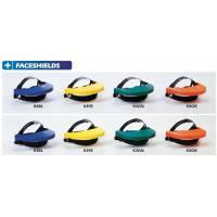 Quality Safety FACESHIELDS K48L material PC certificate CE & ANSI wholesale