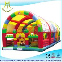 Quality Hansel Kids giant inflatable playgrounds on sale wholesale