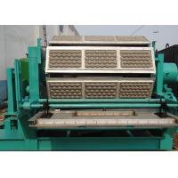 Quality Paper Apple Fruit Tray Making Machine / Automatic Egg Tray Machine High Output wholesale
