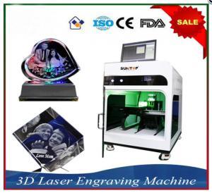 Quality Laser Engraver Equipment 3D Crystal Laser Inner Engraving Machine wholesale