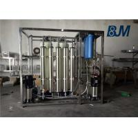 Quality Drinking Water 2 Stage Reverse Osmosis System Water Purifying Equipment wholesale