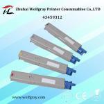 Quality Compatible OKI 43459312  toner cartridge wholesale