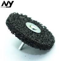 Quality 2 Inch Quick Change Abrasive Discs  36 Grit , 3m Paint Stripping Wheel For Wood wholesale