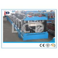 Cheap Large Sheet Metal Rolling Machine , K Span Forming Machine For Roof 13m / Min Speed for sale