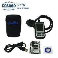Quality Black Creator C110 BMW Diagnostic Tool OBD2 Code Reader Scanner wholesale