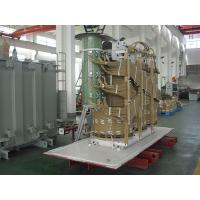 Quality Three Phase Distribution Transformer 10kV - 35kV Compact Structure For Power Plants wholesale