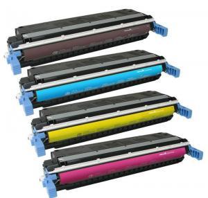 China Color Toner cartridge 645A, C9730A-C9733A on sale