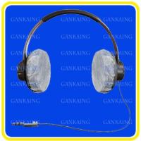 Buy cheap Sanitary Earphone Cover, Headphone Cover from wholesalers
