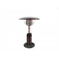 China Outdoor free standing Steel powder coating small table top Propane Patio Heater on sale