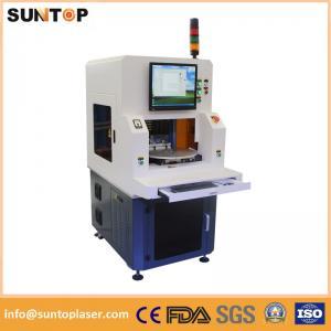 Quality Europe standard design fiber laser marking machine full enclosed type wholesale