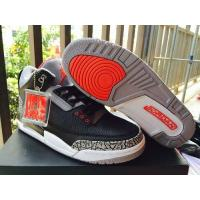 Quality Air Jordan 3 Retro infrared 23 Men Shoes Black White Review From tradingaaa.com wholesale