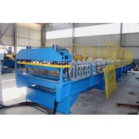 Iron Roller Custom Sheet Metal Forming Machine Steel Roof Bending