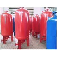 Quality Horizontal Orientation Diaphragm Pressure Tank For Water Supply Equipment wholesale