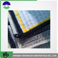 China Underground Reservoirs Geosynthetic Clay Liner With Woven Geotextile on sale