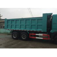 Quality 30-40 Tons RHD 10 Wheels Tipper Dump Truck SINOTRUK HOWO A7 For Construction wholesale