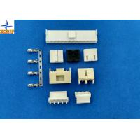 Quality One Row Battery Terminal Connectors 3.96mm With Brass / Phosphor Bronze Side entry Housing wholesale