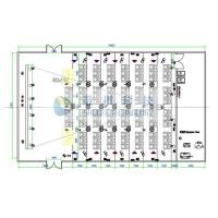 Quality 5D / 6D / 7D Movie Theater Design pictures with Special effects , light , audio system design wholesale