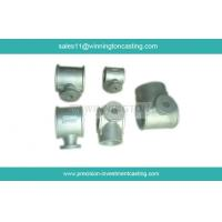 China Industrial Valve Body Casting Stainless Steel With Electro Polishing And Ball Blasting on sale