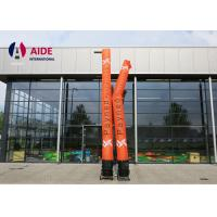 Cheap Popular Outdoor Dancing Inflatable Man , Advertising Inflatable Sky Dancer for sale