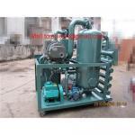 Quality ZYD-I Transformer Oil Purifier Machine,Double-Stage Transformer Oil Regeneration wholesale