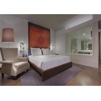 Buy cheap King Size Commercial Hotel Furniture / Full Bedroom Furniture Sets from wholesalers