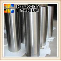 China Chemical with titanium and titanium alloy rod GR1 GR2 GR5 GR12 on sale