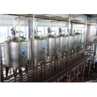 Buy cheap Automatic Beverage Production Line Turnkey Beverage Machinery Project Food Grade product