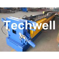 "Quality 3"" * 4"" Rectangular Rainspout Roll Forming Machine for Rainwater Downpipe, Water Pipe wholesale"