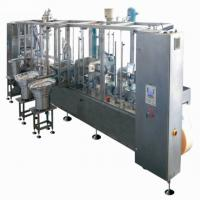 Quality Plastic Bag Aseptic Bag Filler , Liquid Bag Filling Equipment High Temp Resistant wholesale